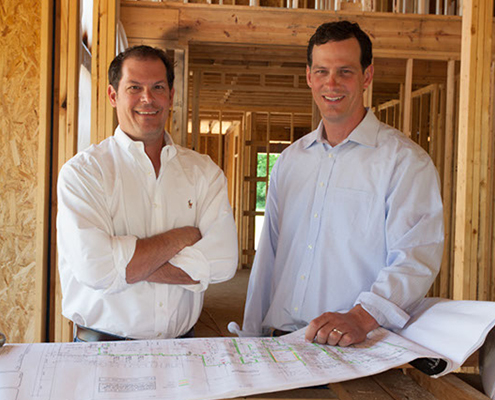 Dan and Rocky de Stefano | Custom Home Builder Cincinnati